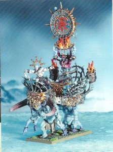 Warriors of Chaos Warshrine