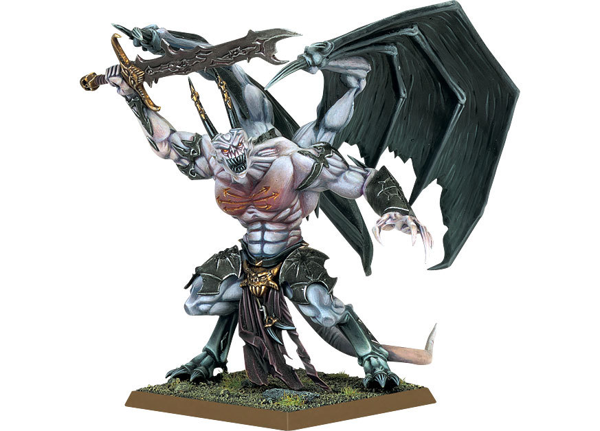 Nains abyssaux LeBigouden - Page 3 Daemon-prince